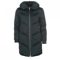 Firetrap Blackseal Long Puffa Coat