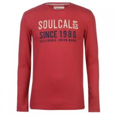 SoulCal Cal LL2 LS T Sn81
