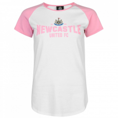 Team Newcastle United mintás póló női