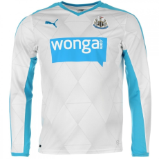 Puma Newcastle United hosszú ujjú férfi Alternative Jersey
