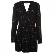 Firetrap Blackseal Woven Dress
