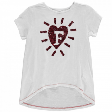 FRENCH CONNECTION Heart T Shirt