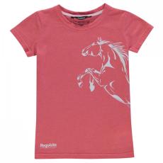 Requisite Horse póló gyerek lány