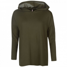 Rock and Rags Hooded Lightweight Sweater