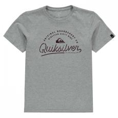 Quiksilver Wave Logo póló gyerek