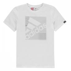Adidas Slanted DNA póló gyerek