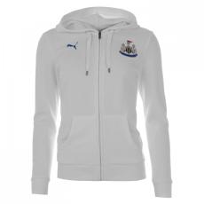 Puma Newcastle United foci Club cipzáras kapucnis pulóver női