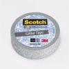 """3M Scotch Ragasztószalag, 15 mm x 5 m, glitteres, , """"Expression"""", ezüst"""