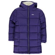 Lee Cooper gyerek kabát - Lee Cooper C 2Zip LngLn Bbl Purple