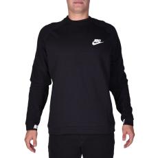 Nike M Nsw Av15 Crw Flc férfi pulóver fekete L