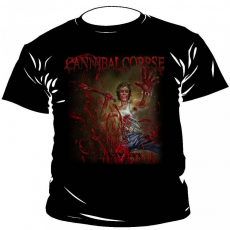 Cannibal Corpse, Red before black póló