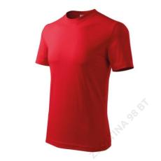 ADLER Classic ADLER pólók unisex, piros