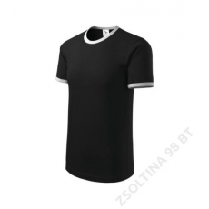 ADLER Infinity ADLER pólók unisex, fekete