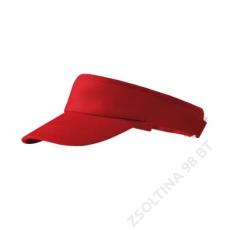 ADLER Sunvisor ADLER napellenzők unisex, piros