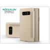 Nillkin Samsung N950F Galaxy Note 8 oldalra nyíló flipes tok - Nillkin Sparkle - gold