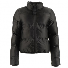 Everlast női dzseki - Everlast Bubble Bomber Jacket Ladies Black