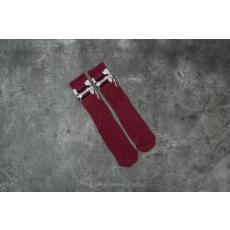 HUF Ambush Rose Socks Maroon