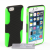 YouSave Accessories iPhone 6/6s Mesh Combo Case - Green/Black