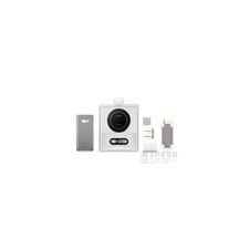 Samsung G950 Galaxy S8+ Kit 2 - vezeték nélküli töltő(NG930), átlátszó tok(EF-QG955), kijelző védő fólia (ET-FG955) tok és táska