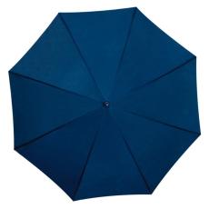 UV-szűrős alumínium automata esernyő, sötétkék (Extra könnyű, automata, UV-szűrős alumínium esernyő.)