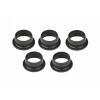 Mielke Těsnící kroužky pro motory .12 & .15 černé (5 ks.)