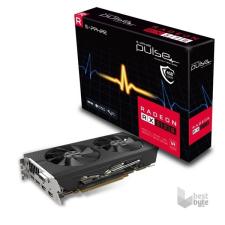 Sapphire PULSE RX 570 4GB AMD 4GB GDDR5 256bit PCIe videokártya videókártya
