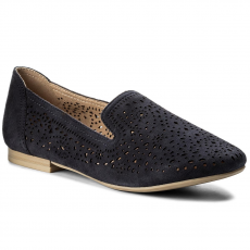 Caprice Lords CAPRICE - 9-24501-20 Navy Suede 816