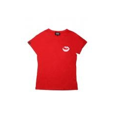 Dorko Drk Girls Gang T-shirt Women Red [méret: M]