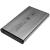 LogiLink 2.5' SATA USB2.0 külső ház aluminium