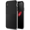 VRS Design (VERUS) iPhone X High Pro Shield hátlap, tok, ezüst