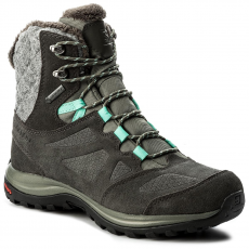 Salomon Bakancs SALOMON - Ellipse Winter Gtx GORE-TEX 398550 20 V0 Castor Gray/Beluga/Biscay Green