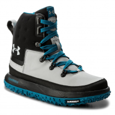 Under Armour Hótaposó UNDER ARMOUR - Ua Fat Tire Govie 1299193-002 Blk/Ocg/Ocg