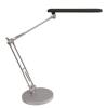 """ALBA Asztali lámpa, LED, 6 W, ALBA """"Ledtrek"""", fekete"""