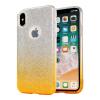 TOPTEL Back Case Bling iPhone 8 hátlap, tok, arany