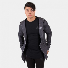 BOLDER SWEAT JACKET - BLACK (BLACK) [XL]