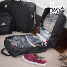 Hasendad 12 Shoes Bag Utazótáska Cipőknek