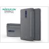 Nillkin Nokia 8 oldalra nyíló flipes tok - Nillkin Sparkle - fekete