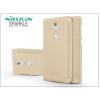 Nillkin Nokia 7 oldalra nyíló flipes tok - Nillkin Sparkle - gold