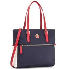 Tommy Hilfiger Táska TOMMY HILFIGER - Chic Nylon Small AW0AW05043 901