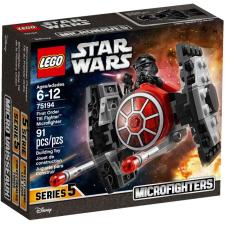 LEGO Star Wars Első rendi TIE Vadász Microfighter (75194) lego