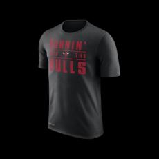 Nike Chicago Bulls Dry Verbiage Tee
