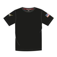 Alpha Industries NASA T - fekete