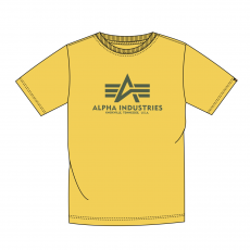 Alpha Industries Basic T - prime yellow