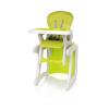4 Baby Fashion Multifunkciós Etetőszék - Asztalkává alakítható! - ZÖLD