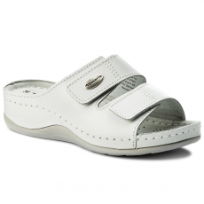 Tamaris Papucs TAMARIS - 1-27510-20 White Leather 117