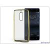 Haffner Nokia 5 szilikon hátlap - Jelly Electro - gold