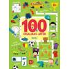 Kolibri Kiadó 100 izgalmas játék - Foci
