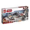 LEGO Star Wars Crait védelme 75202