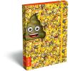 LizzyCard Füzetbox A/5 Emoji Poop 17513601