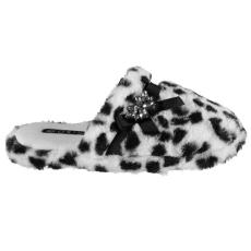 Miso Fifi Snow Leopard női mamusz méretek - 37, 38 RAKTÁR